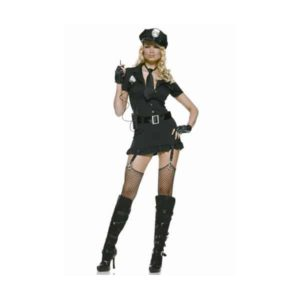 Dirty Cop Plus Size Costume
