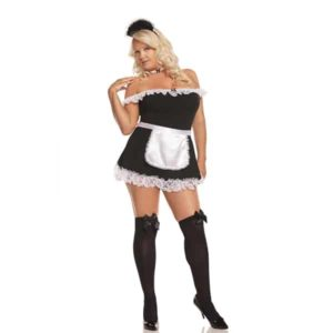 Sissy Maid Outfits and Costumes