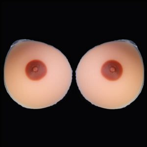 Super Soft Oval Breast Forms Exsil
